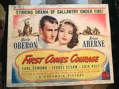 SEALED 8 Different COLOR Courage Under Fire MOVIE LOBBY CARD Photo POSTER 11X14
