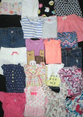 Huge Girls Clothes Lot...size 5 and 5T...Super Nice...Spring/Summer!!!