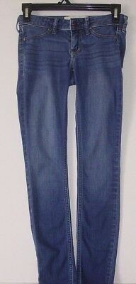 Women's Hollister Jeans Skinny Stretch Size 00 R W 23 L 29 BEST OFFERS WELCOMED!