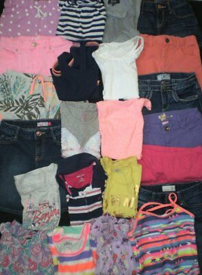 Huge Girls Clothes Lot...size 7 and 8...Super Nice...Spring/Summer!!