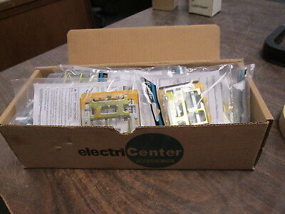 "Siemens ElectriCenter Padlocking Device ECQTH4 3"" Wide *Box of 14* New Surplus"