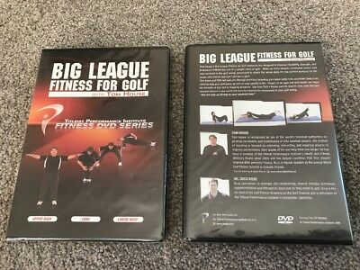 TPI's Big League Fitness for Golf