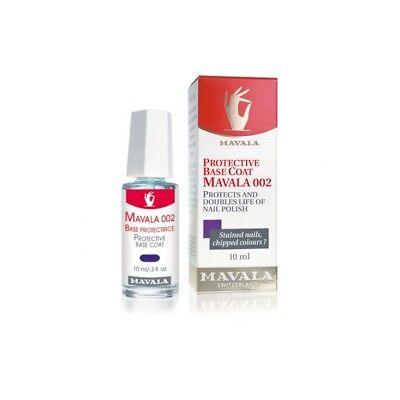 Mavala Mava-Strong Base Fortifiante et Protectrice pour Ongles 10ml