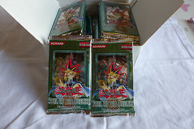 "Yu-Gi-Oh - Boosterpack ""Soul of the Duelist"" -  deutsch, NEU, OVP"