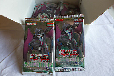 "Yu-Gi-Oh - Boosterpack ""Power of the Duelist"" -  deutsch, NEU, OVP 1. Auflage"