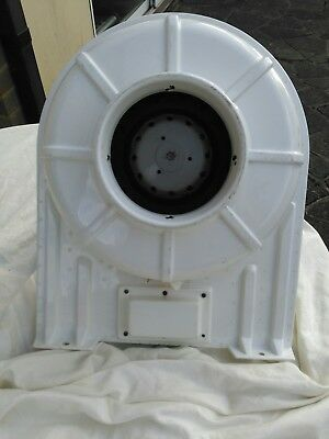 Roof Units Ltd model SDFF, In-Line, Centrifugal, Duct Fan, 150mm, c/w Speed Cont
