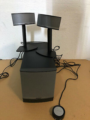 Bose Comapnion 5 Multimedia Speaker System - Works Perfect
