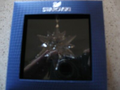 Swarovski Crystal 2017 Little Star Christmas Ornament 5257592 NEW