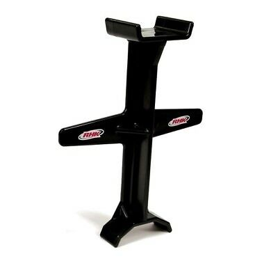 RHK Mx Senior Black Poly Motocross Dirtbike Fork Saver Front Wheel Support