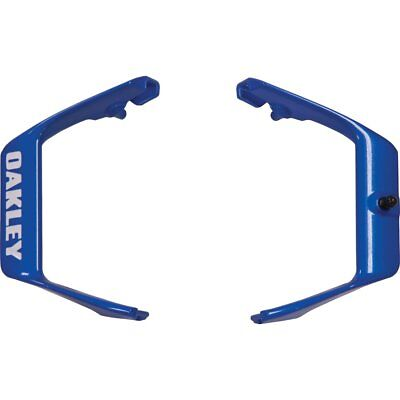 Oakley NEW Mx Airbrake Goggle Blue Kit Motocross Goggles Replacement Outriggers