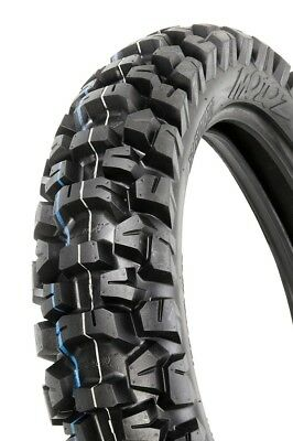 Motoz NEW Tractionator 130/80-17 Desert Race H/T DOT Hard Motorcycle Rear Tyre