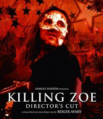 KILLING ZOE Director's Cut Edition [WB COLLECTION] [Blu-ray]