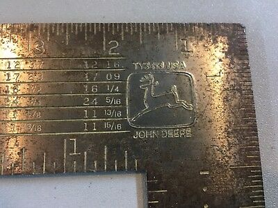 John Deere Tool Square Ty3413 Wrench