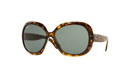 New Ray-Ban Jackie Ohh II Oversized Sunglasses RB4098-71071-60