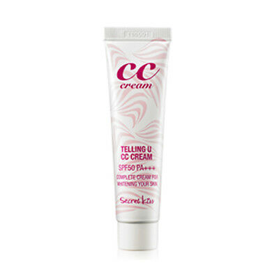 [SECRET KEY] Telling U CC Cream 30ml (SPF50+ PA+++)
