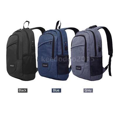 18L Multifunctional Waterproof Backpack Anti Theft Bag Student Daypack Bag W1V8