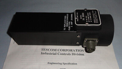Tescom 70 2000 Remote Controlled Actuator 70-2000 Motor NEW