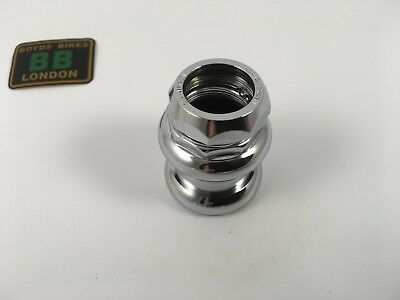 "Tange Levin CDS Chrome CP Headset 1"" Threaded - FREEPOST - 30.2 26.4"