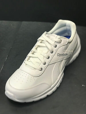Reebok Women Royal Lumina Pace Running Shoe White Silver Metallic Size 11 US  New f3e3e00b1