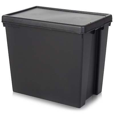 Wham Storage 154 Litre Wham Bam Heavy Duty Recycled Box with Lid