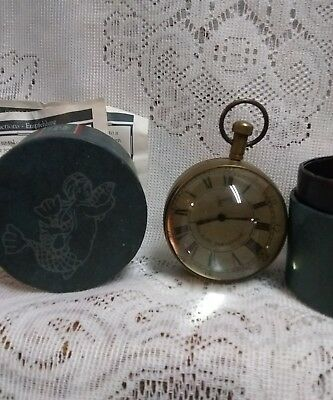 Authentic Model of The Eye Of Time. SC050 W/ Instructions