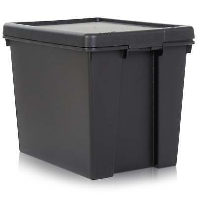 Wham Storage 24 Litre Wham Bam Heavy Duty Recycled Plastic Box with Lid