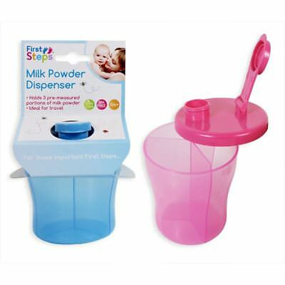 First Steps Baby Milk Powder Formula Dispenser 0m+