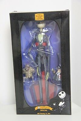 Nightmare Before Christmas - Jack Skellington 10th Anniversary Special Boxed Set