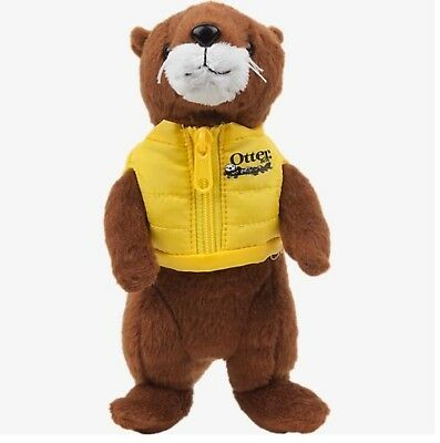 """NEW Otterbox Ollie Otter Promotional Soft Plush Doll 9"""" Tall 2015"""