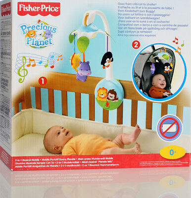 Fisher Price Baby  Art.Nr. M 5606 Tierfreunde Mobile