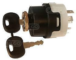 Replacement 5 Position Ignition Switch With 2 Keys Durite Type 0-351-55 180044