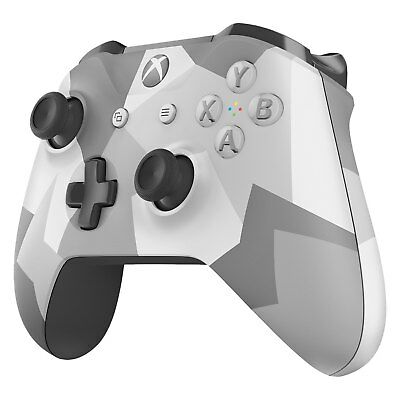 Microsoft Xbox One Wireless Controller Winter Forces Special Edition - NEW