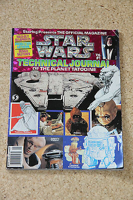STAR WARS -- Technical Journal of the Planet Tatooine Nr.1