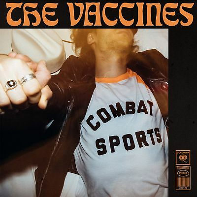 The Vaccines - Combat Sports - CD Album (Released 30th March 2018) Brand New