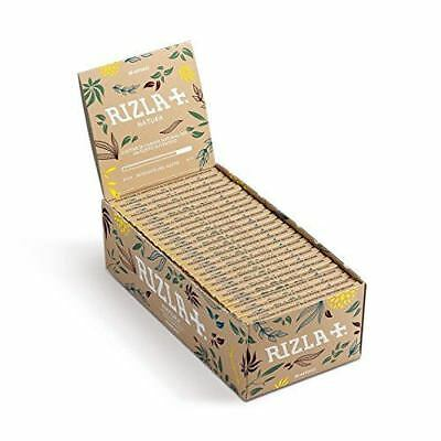 1 5 10 25 50 Rizla Natura Natural Organic Regular Size Smoking Rolling Papers