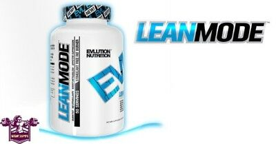 EVLUTION NUTRITION - LeanMode Stimulant Free Fat Loss -150 Caps WEIGHT LOSS.
