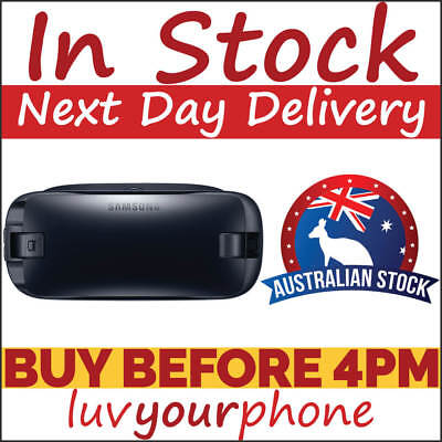 Brand New Sealed Samsung Gear VR Black SM-R323 For Note 5 S7 S6 All Micro USB