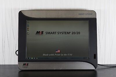 New In Box M&S SmartSystem 20/20 Digital Acuity Chart - Accessories Included