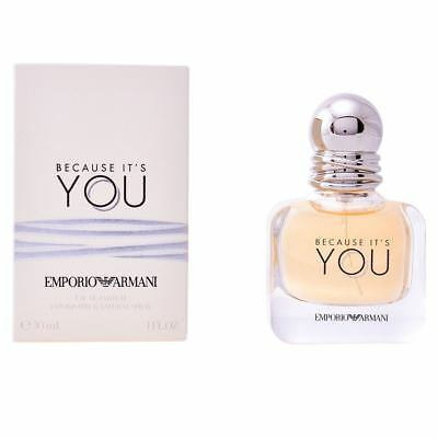 Emporio Armani Because Its You Pour Femme 30ml Eau De Parfum