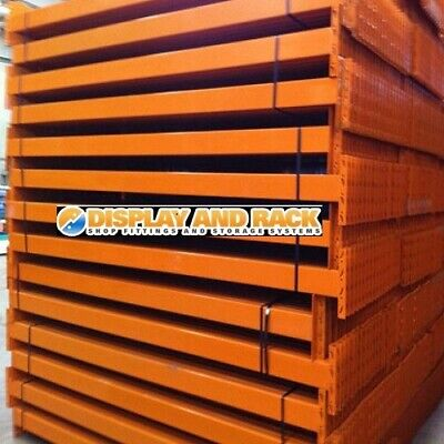 Colby Pallet Racking System  Beams - Box 2740mm x 110mm - Used
