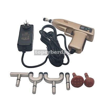 GⅡ Chiropractic Adjusting Tool Spine Correct Gun Therapy Activator Massager AMCT