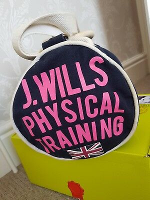 Jack Wills Physical Training Women's Duffel Gym Bag