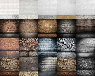 Brick Wall Studio Photography Background Wedding Show Scene Backdrop Props Retro