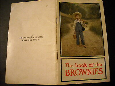 Brownie Camera, The book of the Brownies, brochure of all brownie cameras, excl