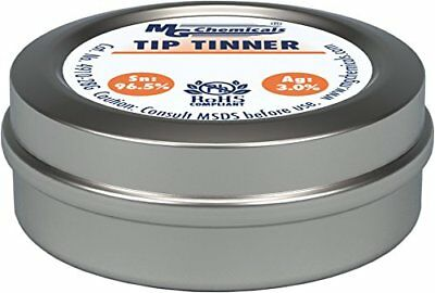 MG Chemicals SAC305 Lead Free Tip Tinner, (28g) 1 oz container, No Clean...