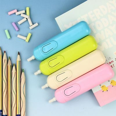 Accessories School Supplies Pencil Eraser Electric Erasers With 20 Replacement