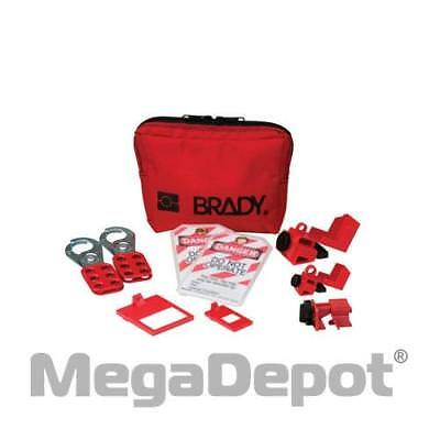 Brady Corporation 105966, Personal Breaker Lockout Pouch with out Padlocks