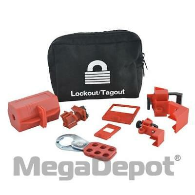Brady 95553, Breaker Lockout Pouch Kit