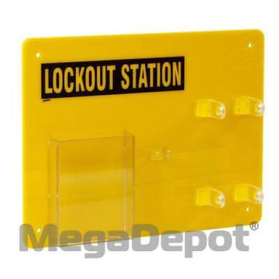 Brady LC202G, 45518 Lockout Station Board