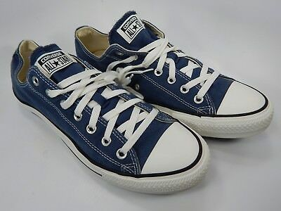 6323119f8389 Converse All Star Low Top Chuck Taylor Oxford Shoes Size US 11 M EU 45 Navy